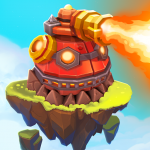 Wild Sky TD: Tower Defense in 3D Fantasy Kingdom